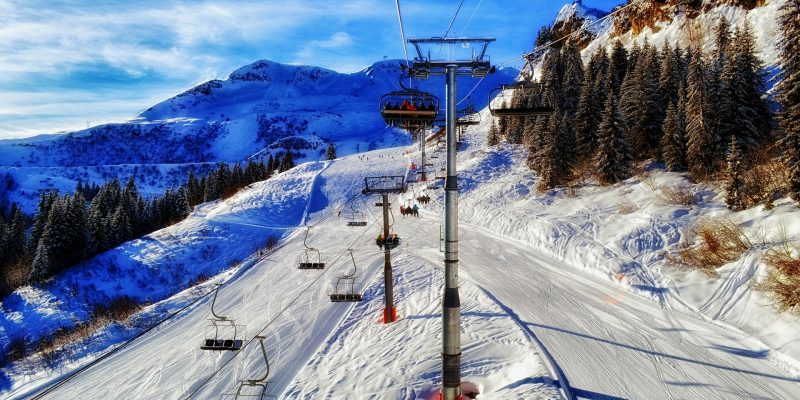 Ski resorts have nothing to envy to Smart Cities
