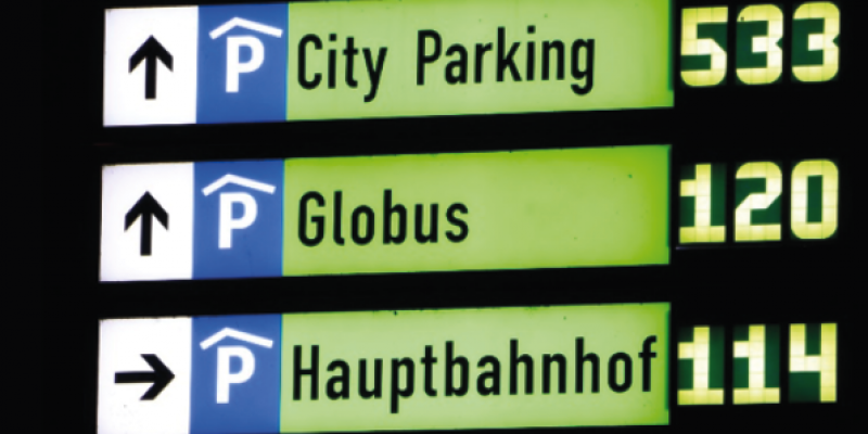 Smart parking: an essential lever of a Smart City's policy!