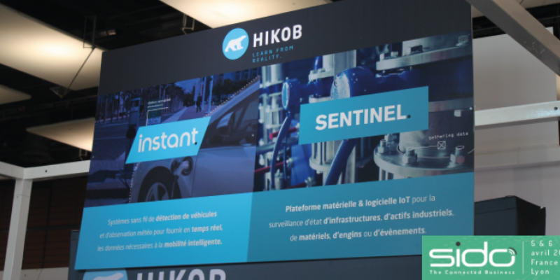 SIdO: Smart Mobility & Industry 4.0, strong topics addressed by HIKOB