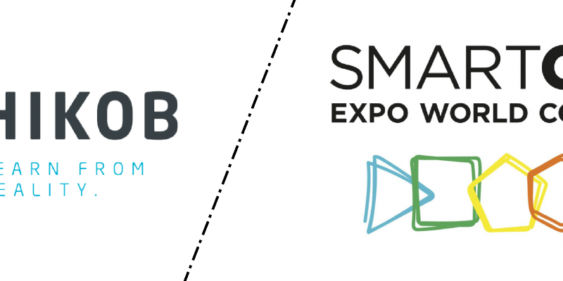 HIKOB  à Smart City Expo World Congress 2017 à Barcelone !