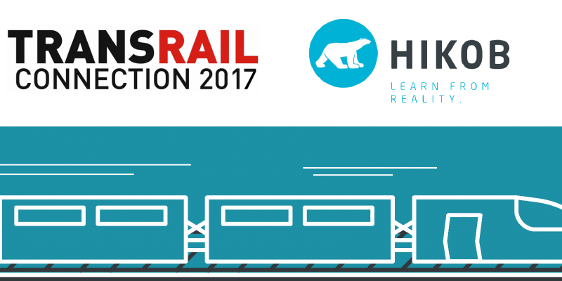 HIKOB participe à Transrail Connection 2017
